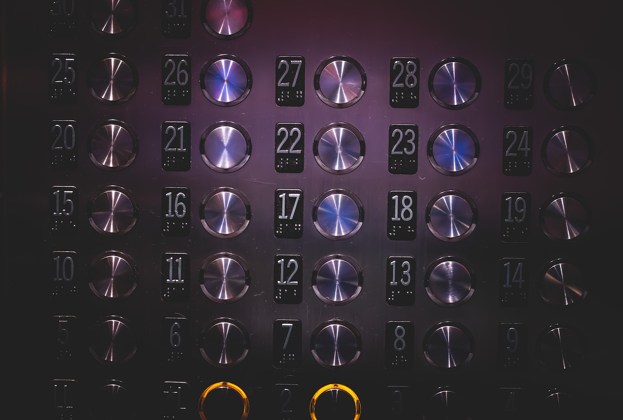 Elevator numbers