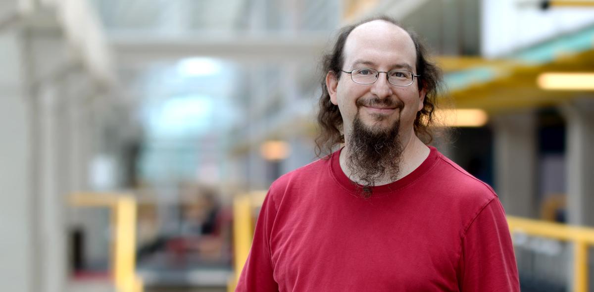 Professor Ian Goldberg