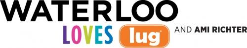 Waterloo Loves Lug logo.