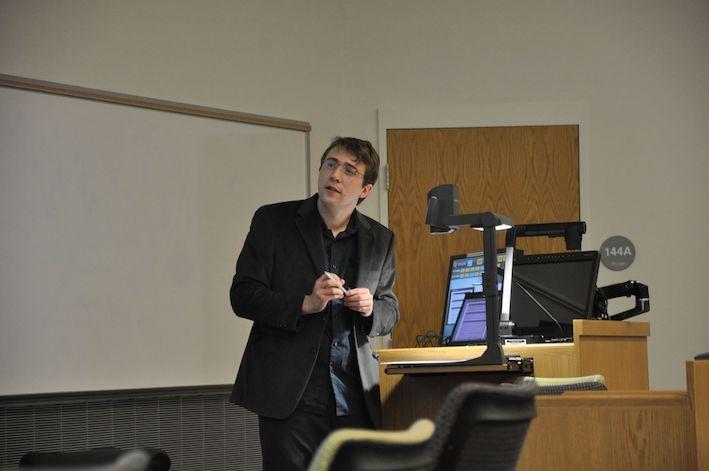 Professor Luke Postle