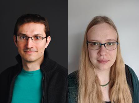 Eduardo Martin-Martinez and Sophie Spirkl