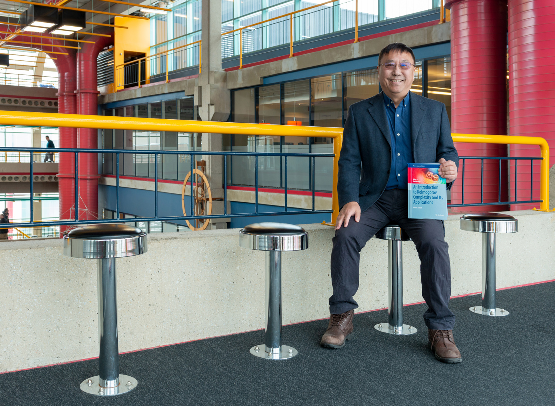 University of Waterloo Professor Ming Li receives 2020 Lifetime Achievement Award in Computer Science
