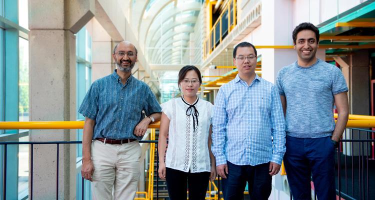 Srinivasan Keshav, Liqiong Chang, Ju Wang and Omid Abari
