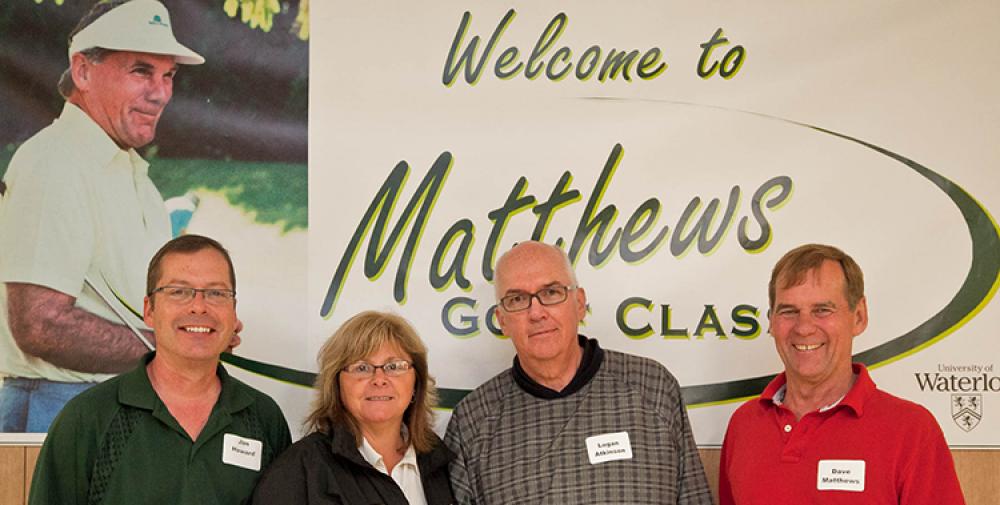 Matthews golf group