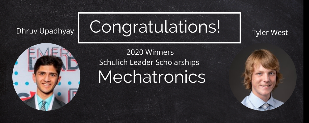 Winners of the Schulich Leader Scholarships