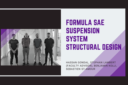 Formula SAE Suspension System Structural Design