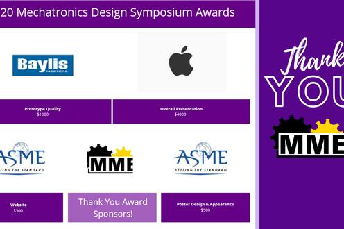 Thank you to our sponsors: Baylis Medical, Apple, ASME