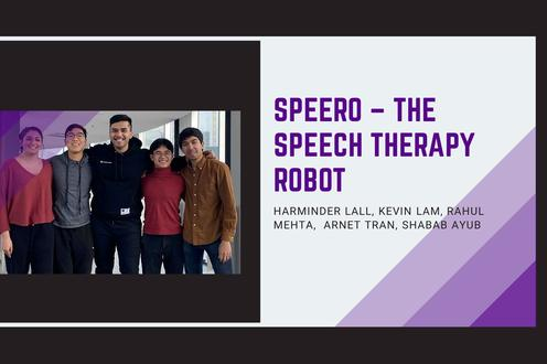 Our team has developed a platform called Speero in order to automatically annotate audio recordings, improve client engagement.