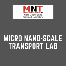 Micro Nano-Scale Transport Lab