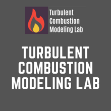 Turbulent Combustion Modeling lab