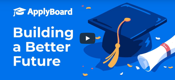 Applyboard Building a Better Future
