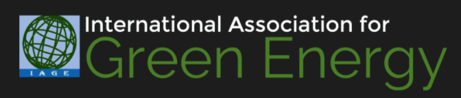 The icon for International Association for Green Energy