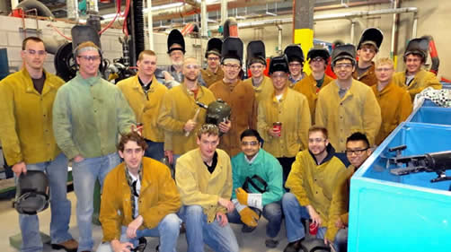 The Welding and Joining Specialization Program | Mechanical and