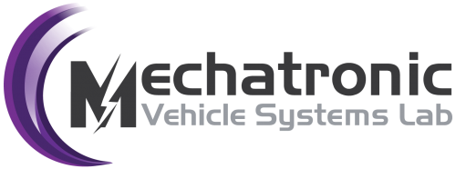 Mechatronics vehicle systems laboratory logo