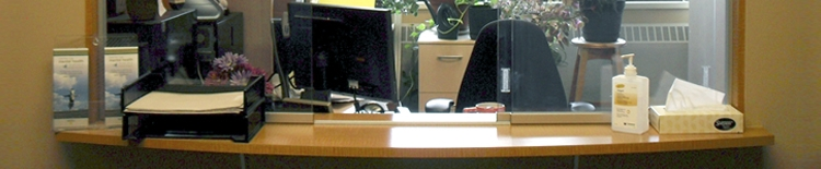 Centre for mental health research front desk