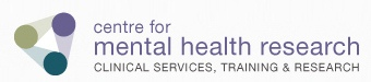 Centre for Mental Health Research (CMHR) logo