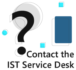 Contact the IST Service Desk