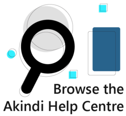 Browse the Akindi Help Centre
