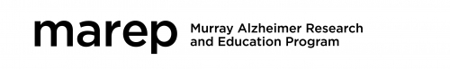 MAREP Murray Alzheimer Research and Education Program wordmark.