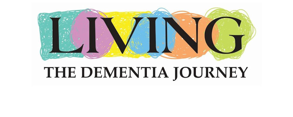 Living the dementia journey logo