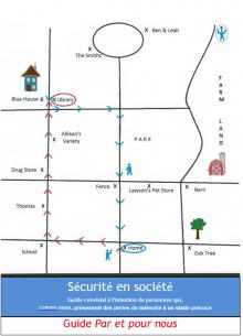 couverture du livre sécurité en société