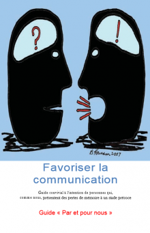 favoriser la communication cover