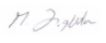 Mary Beth Wighton's signature