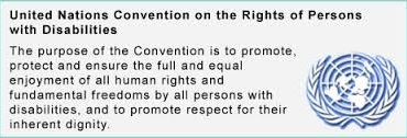 United Nations Convention on the Rights of Persons with Disabilities Mission Statement