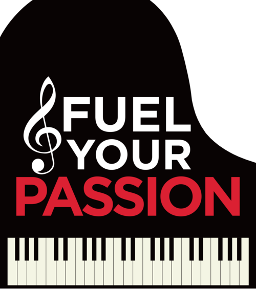 Fuel Your Passion piano