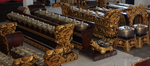 Grebel Gamelan