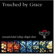 Touched by Grace album cover