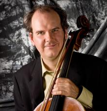 Tom Wiebe, cellist
