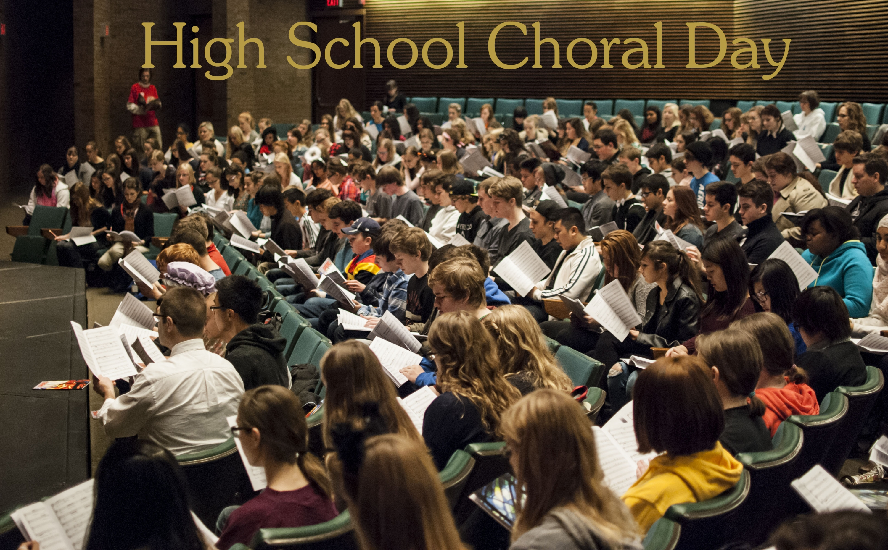 2014 Choral Day at Grebel
