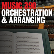 Orchestration and Arranging