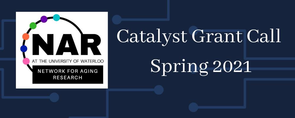 Catalyst Grant Call Spring 2021