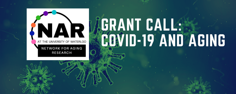 Grant call: COVID-19 and aging