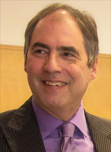 Stephen Katz portrait