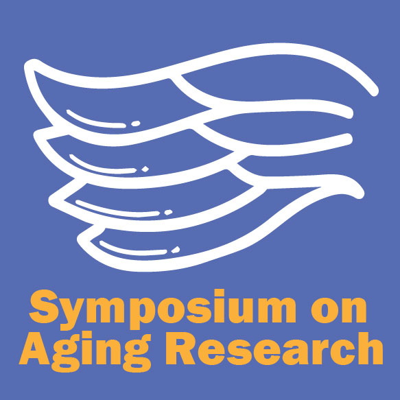 Symposium on Aging research Logo