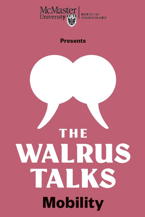 The WALRUS Talks