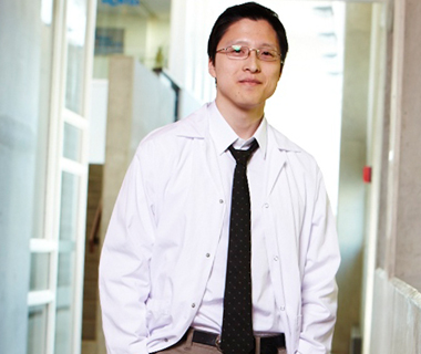 Alexander Wong, Assistant Professor in systems design engineering at University of Waterloo