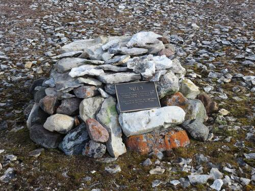 Newswise: First member of ill-fated 1845 Franklin expedition is identified by DNA analysis
