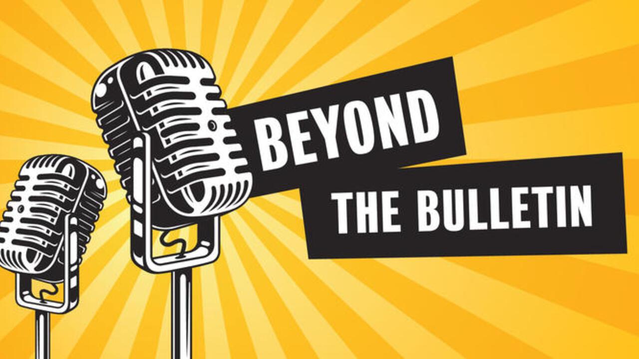 Beyond the Bulletin logo
