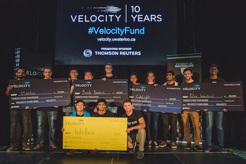 Velocity Fund Finals $25K competition
