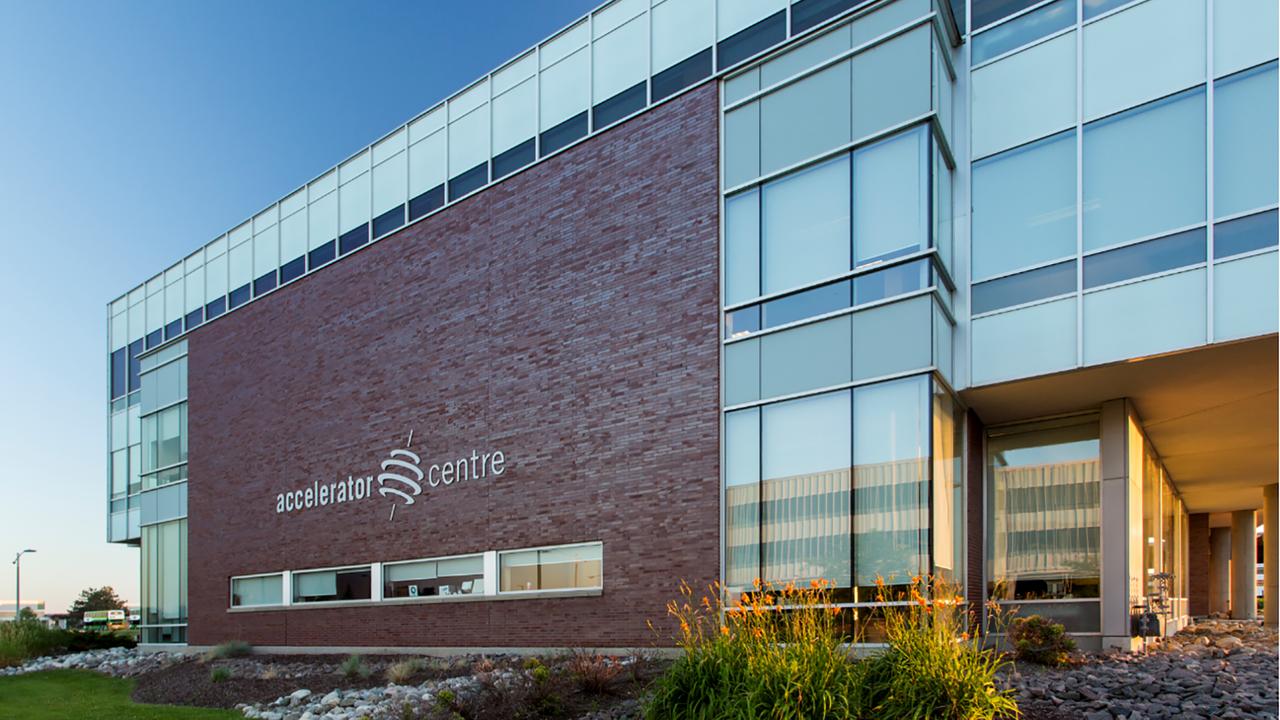 Accelerator Centre building