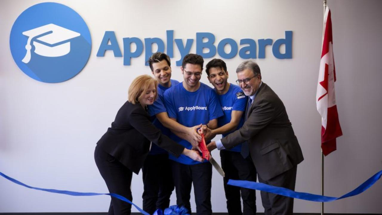 ApplyBoard grand opening