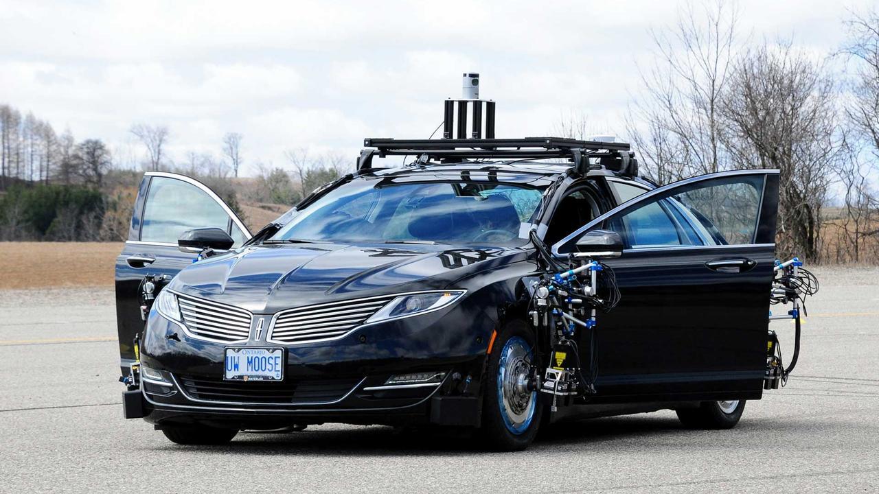Autonomoose car