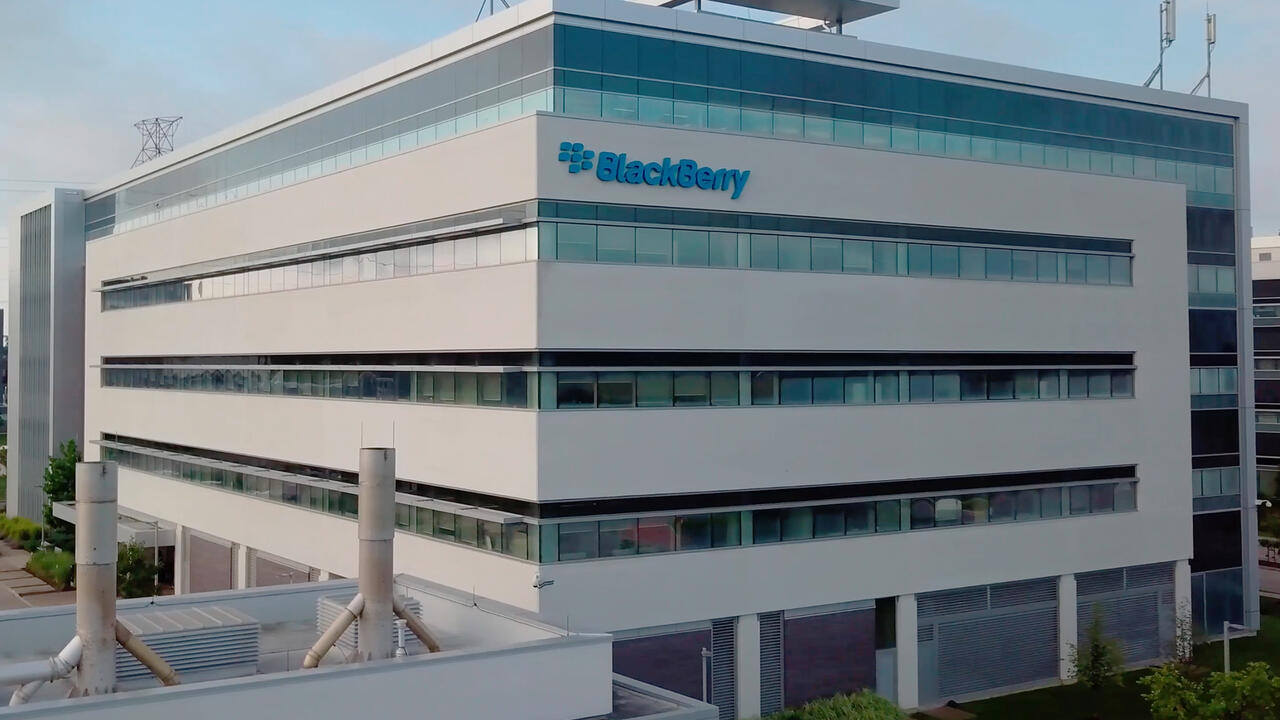 BlackBerry building