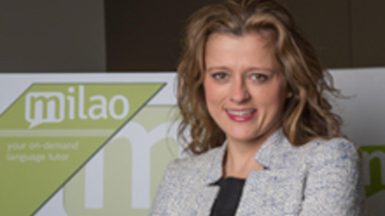 Milao founder Camelia Nunex