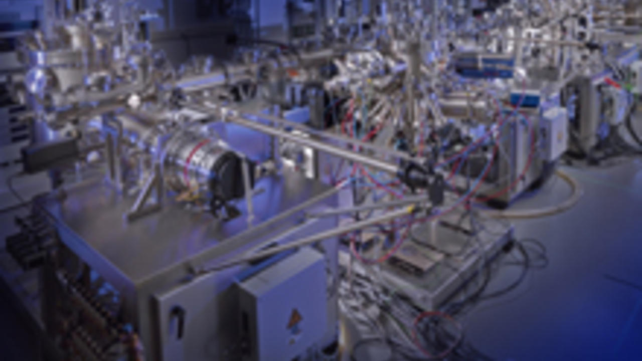 Equipment that will produce quantum technology