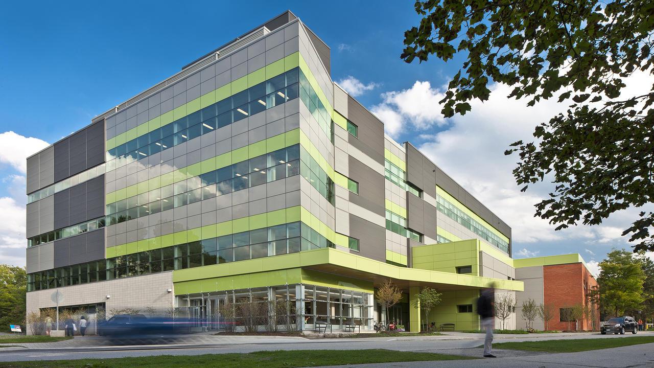 Environment building